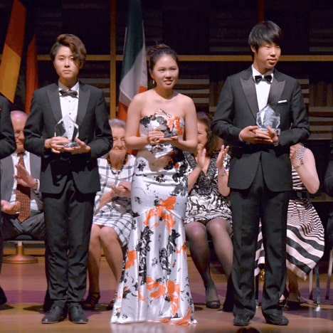 medalists at past cipc concerts