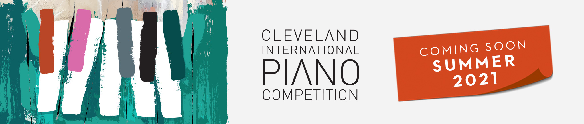 2021 Cleveland International Piano Competition