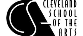 cleveland school of the arts branding