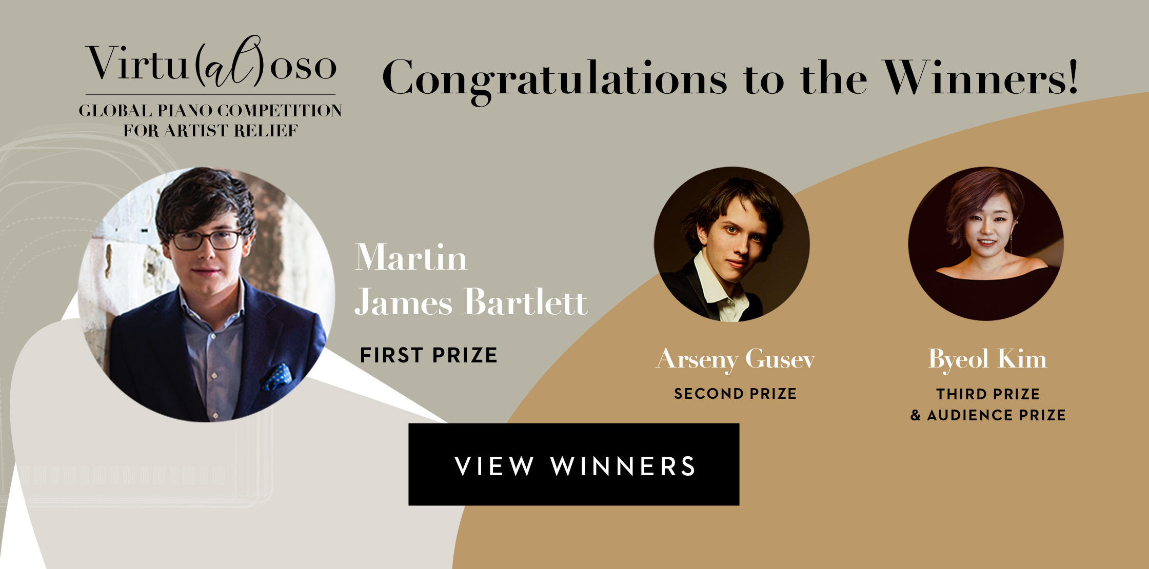 Virtualoso winners' announcement