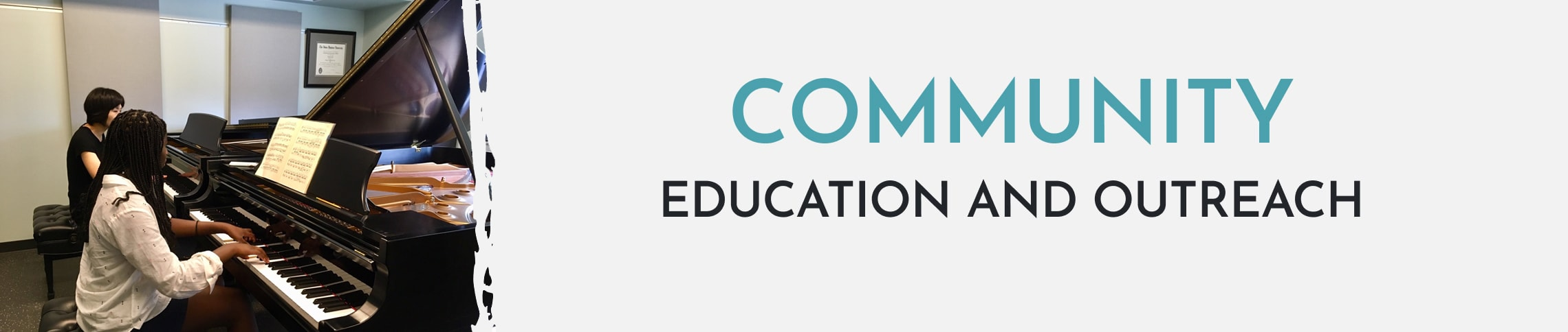 Community Education and Outreach