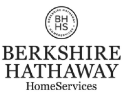berkshire hathaway branding black and white