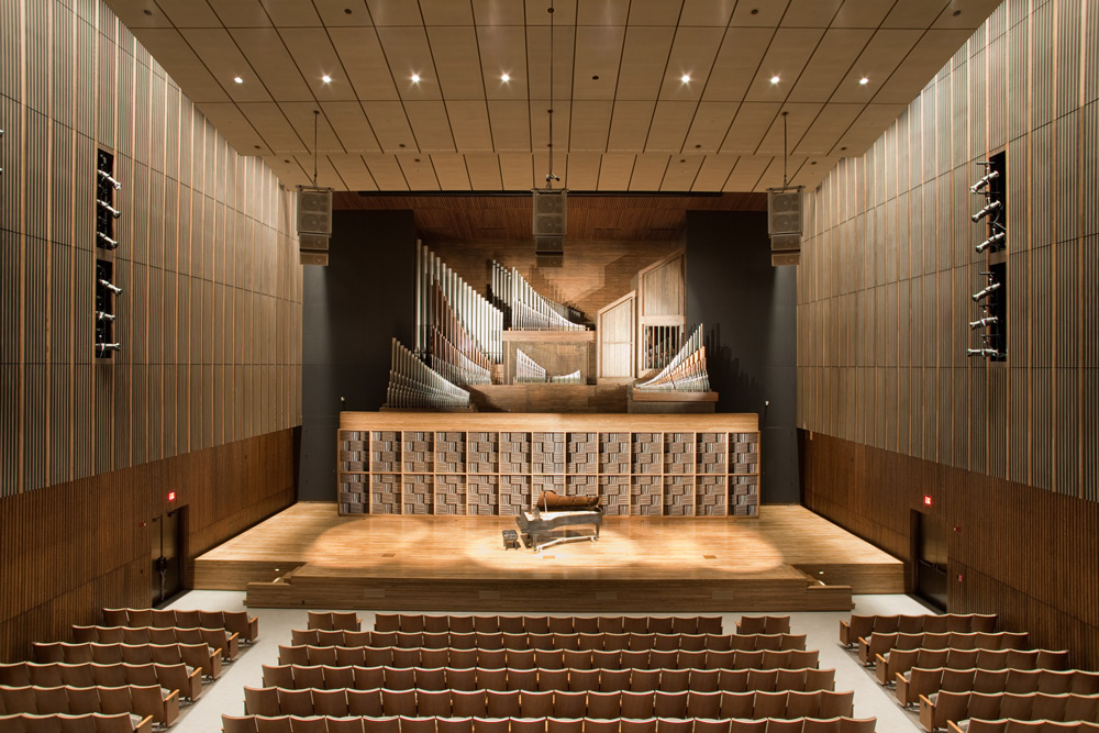 Gartner Auditorium at Cleveland Museum of Art