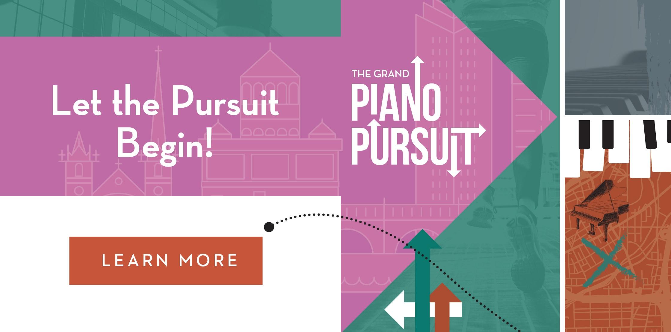 Piano Cleveland present The Grand Piano Pursuit
