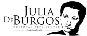 Julia de Burgos Cultural Arts Center Logo