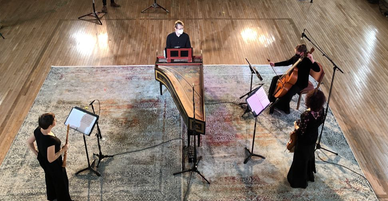 Cleveland's smaller classical groups rise to meet concert streaming challenge