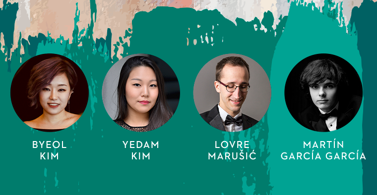 Cleveland International Piano Competition Finalists Announcement