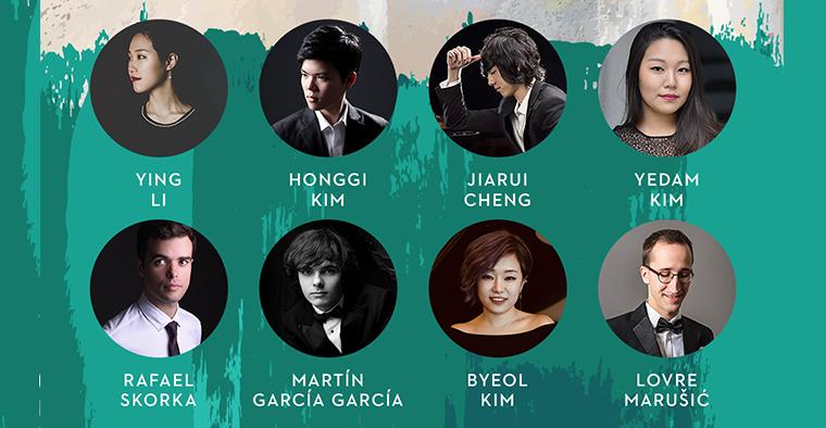 2021 semi finalist pianists